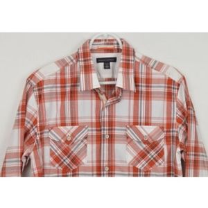 Banana Republic Medium Shirt Plaid